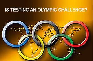 Has testing become an Olympic challenge? The complexity of software testing explored